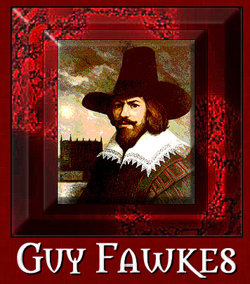 Guy Fawkes says: