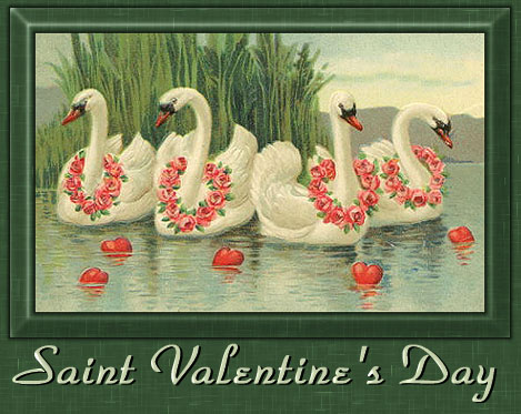 the tradition of saint valentine's day, Ideas
