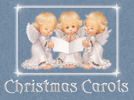 Christmas Carols on Christian Scriptures Detail A World Of Spirits And Nine Choirs Of