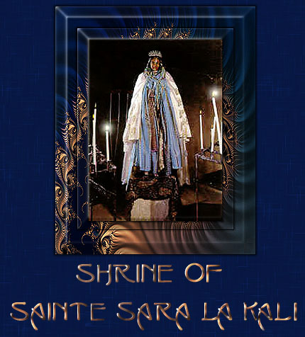Shrine Of Sainte Sara La Kali