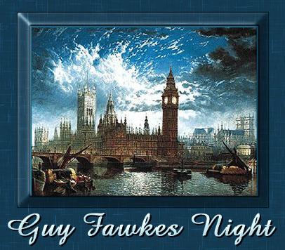 the traditions of guy fawkes night